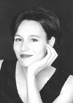 Mezzosopranistin Alexandra Forster